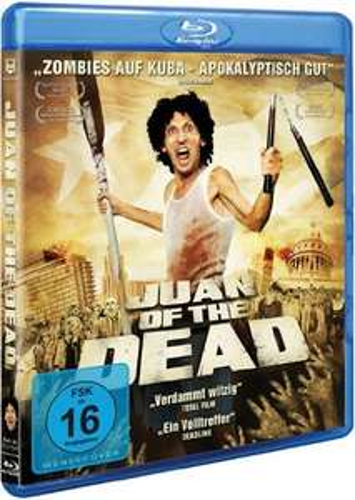 [Amazon Prime] Juan of the Dead Blu-ray für 3,97 EUR