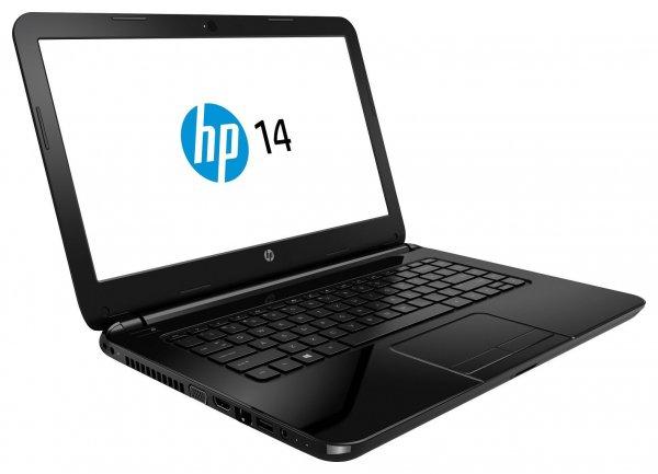 HP 14-r201ng Notebook schwarz Dual Core bis zu 2,58 GHz 500GB Windows 8.1 @ebay 199,90€