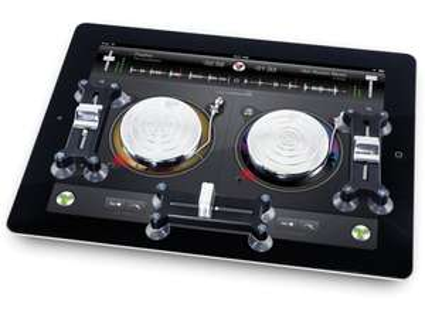 @Amazon Prime oder Buchtrick:  Ion Audio Scratch 2 Go | Tablet DJ Control System - kompatibel mit iOS, Android und Windows / Idealo ab 34 €