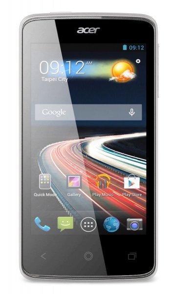 [Cyberport @ eBay] Acer Liquid Z4 Duo white Dual SIM, Android 4.2 für  55,- €