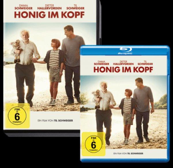 (real offline) 27.08-29.08 Honig im Kopf DVD 7,99 Euro