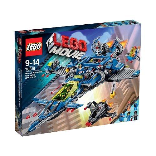 LEGO Movie - 70816 Bennys Raumschiff