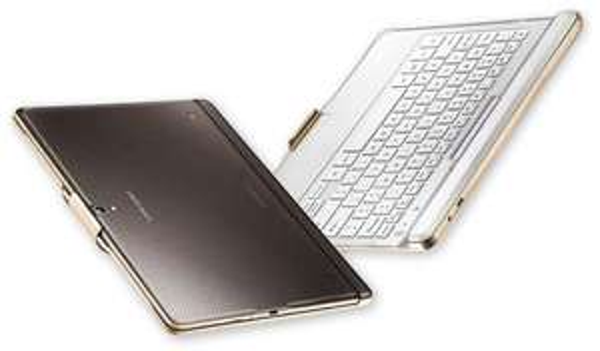 [orimo.eu] Samsung EJ-CT800 Keyboard Tastatur für Galaxy Tab S 10.5 (nur noch in bronze)