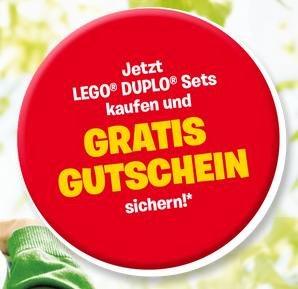 Lego Duplo im Wert von 25€ kaufen und gratis Glücksmoment erhalten