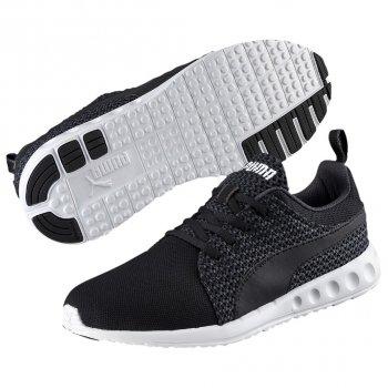 Puma Carson Runner Knit (periscope-black) für 41,97€ plus 4,90€ Versand @zehenhaus.de