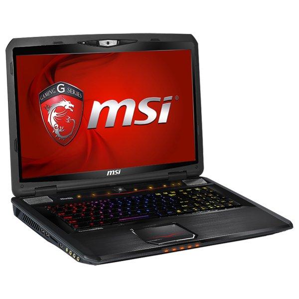 """MSI Notebook """"GT70-2QD45SFD"""" Gamer-Notebook  + kostenloser 1000GB-Festplatte für 1.304,00 € statt 1.500,00 €, @ZackZack"""