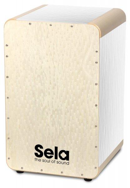 [Amazon] Cajon Sela Wave White Pearl für 189,52€