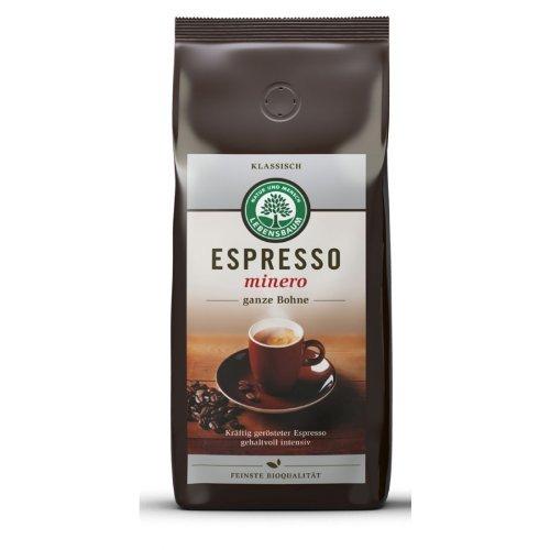 [amazon Prime] Lebensbaum Espresso Minero, Bohne, 1er Pack (1 x 1 kg) - Bio Fair gehandelt