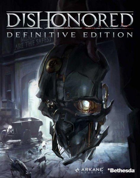 XBOX Store Gold Mitglieder Dishonored Definitive Edition XBOX One ver. für 20 € statt 39,99 €