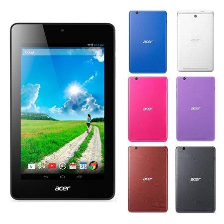Acer Tablet Iconia One 8 32GB (B1-810) 6 verschiedenen Farben Ausstellungsgerät, 127,80 EUR @ eltronics