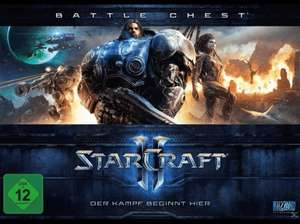 [Saturn.de] StarCraft 2 - Battle Chest (PC)