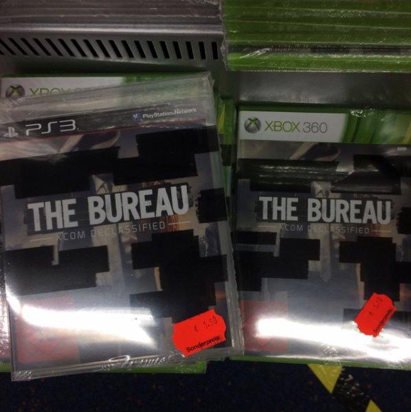 (LOKAL Saturn Bochum) The Bureau XCOM Declassified PS3/XBOX360