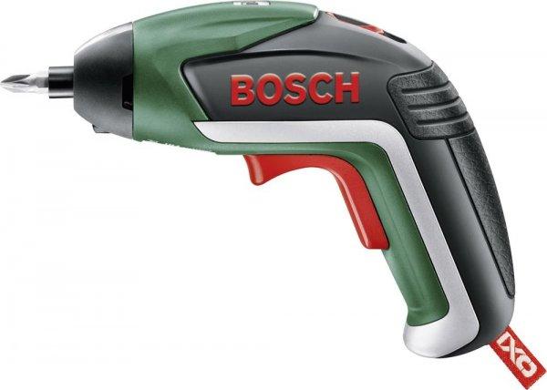 Bosch IXO V Akku-Schrauber 3.6 V 1.5 Ah Li-Ion inkl. Akku für  32,70 €  > [digitalo.de] >  Sofortüberweisung