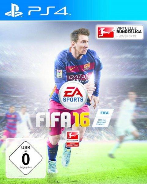 Fifa 16 Ps 4 digitalo mit 6.20 Euro Gutschein