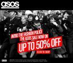 SALE @ASOS -50% + versandkostenfrei (kein MBW)