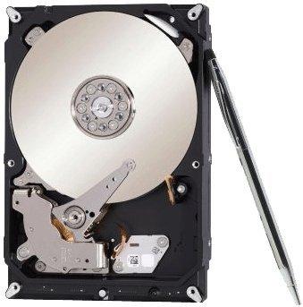 Seagate ST3000VN000 NAS-Festplatte 3TB für 99€ inkl. VSK