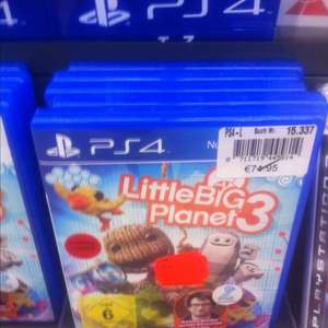 [PS4] Little Big Planet 3 - Real Mönchengladbach