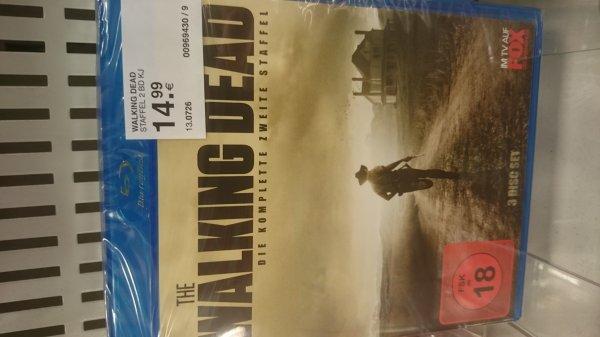 [Müller] The Walking Dead Staffel 2 Bluray 14,99 Euro