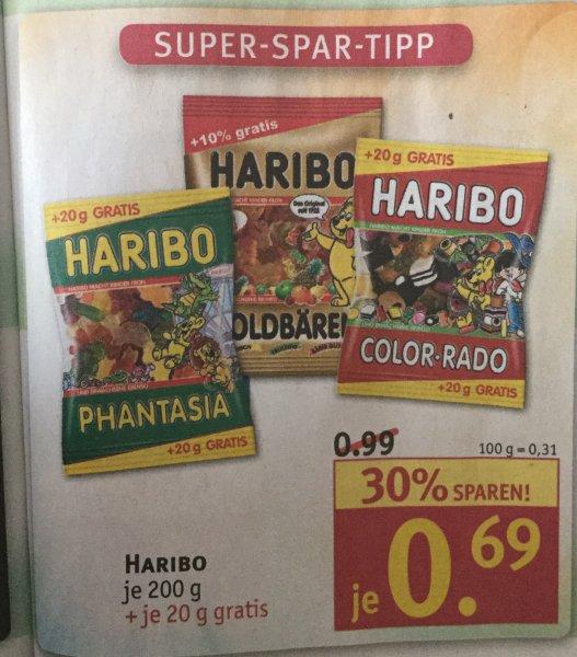 [Rosmann Bundesweit KW36] Haribo 33% billiger mit Coupon
