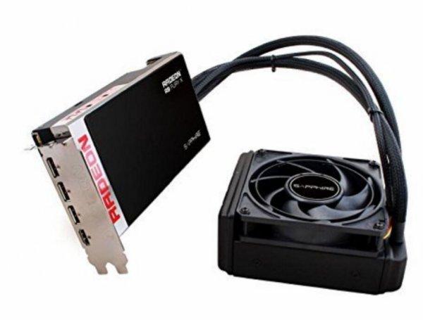 Sapphire R9 Fury X 4GB HBM High End Amazon 619€