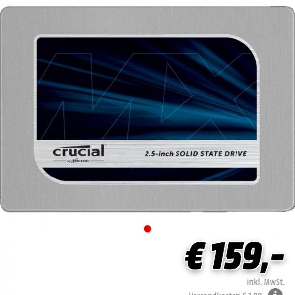 Crucial MX200 1TB für 159€