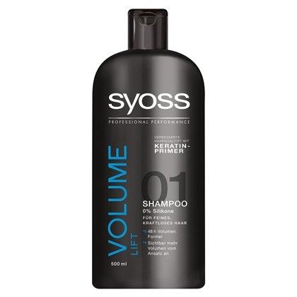 SYOSS Shampoo oder Spülung(500ml) bei Rossmann oder 1000ml mit Coupon für 0,98€