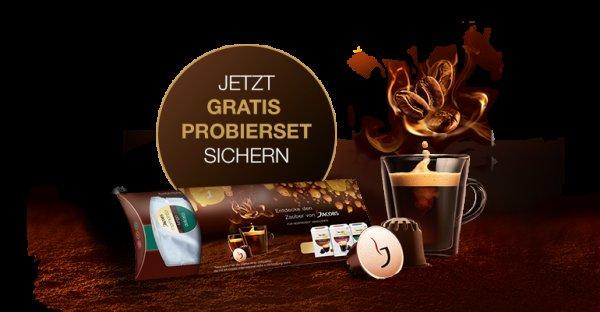 Jacobs Lungo Kaffeekapseln kostenlos