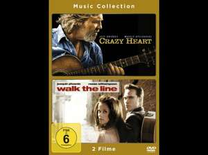 """Crazy Heart"" und ""Walk The Line"" (DVD) @Saturn"