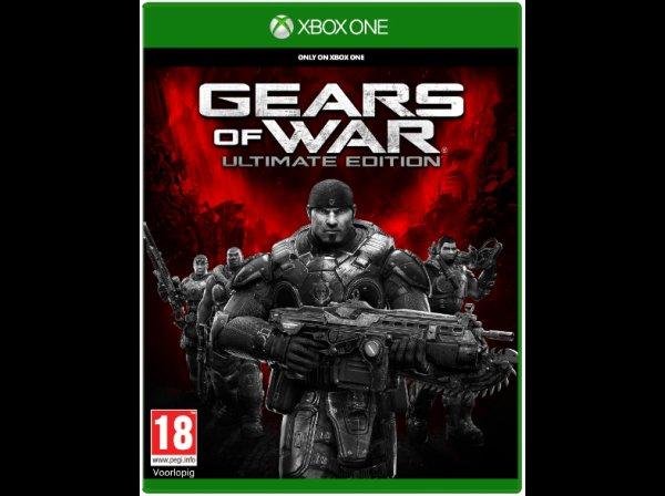 Gears of War - Ultimate Edition und ESO Venlo (NL)