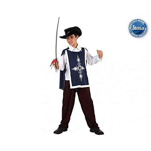 Karnevalskostüme günstig bei Amazon, bspw Musketier für 3,73 Euro, viele von 2 - 12 Euro.