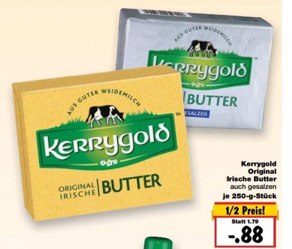[Kaufland Erkner] Kerrygold Original Irische Butter 250g 0,88 € [Kaufland Erkner]