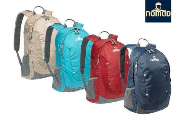 [iBood] HEUTE Nomad Zircon Rucksack 20l in 4 Farben für 19,95€ (+5,90€ VSK) statt 45€