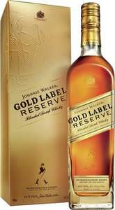 Johnnie Walker Gold Label Reserve Blended Scotch Whisky (1 x 0.7 l) 28,90