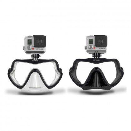 Octomask Taucherbrille/maske mit GoPro Halterung für 69€ statt 79€ durch Gutschein