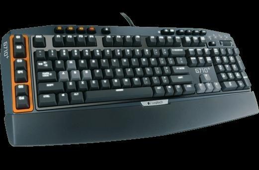 Mechanische Tastatur Logitech G710+ für 77 €  Amazon