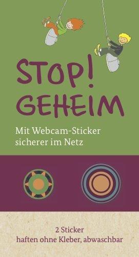 WIEDER VERFÜGBAR - Kostenlose Webcam-Sticker des Bundesministeriums für Familie, Senioren, Frauen und Jugend