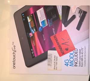 alcatel one touch evo lte modul. lokal