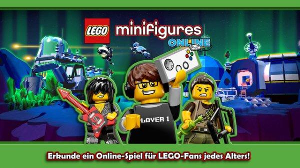 [AppStore] LEGO Minifigures GRATIS statt 4,99 €