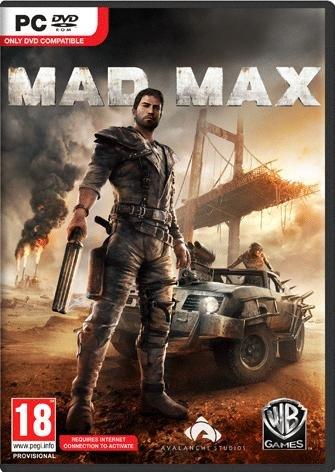 [Steam] Mad Max PC + Preorder DLC