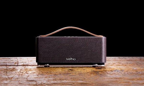 Veho M6 Retro Bluetooth Lautsprecher bei Groupon für 42€ (Sieht echt schick aus!)