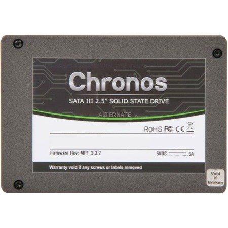 "Mushkin SSD 2.5"" 240GB ""Chronos"" für 84,85€ @ZackZack.de"