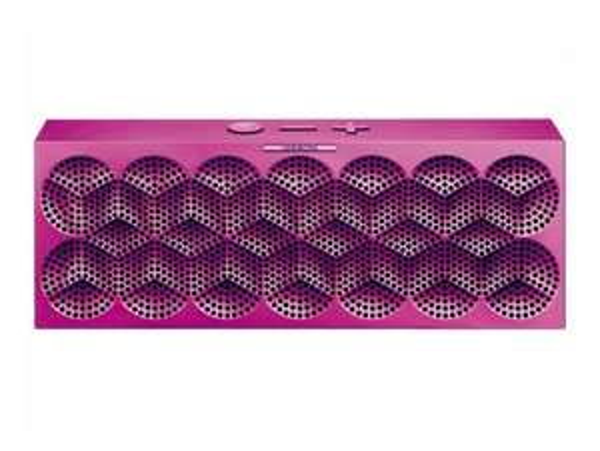 Jawbone MINI JAMBOX mobiler Lautsprecher, Bluetooth, lila @ Gravis