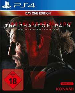 Metal Gear Solid 5 - The Phantom Pain (PS4, XOne) - 50€ inkl. Versand - Bestpreis!
