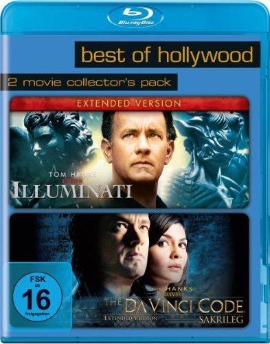 Illuminati & The Da Vinci Code - Sakrileg (Blu-ray) für 7,99€ @Amazon.de (Prime)