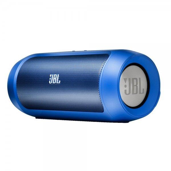 [Amazon.de]JBL Charge II tragbarer Bluetooth Stereo Lautsprecher (2x 7,5 Watt) inkl. Li-Ion Akku (6000mAh) blau