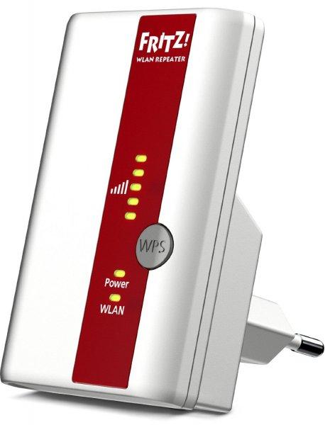 *UPDATE: Bei Conrad günstiger!* [Amazon Prime] AVM FRITZ! WLAN Repeater 310 (300 Mbit/s, WPS) für 25,18€