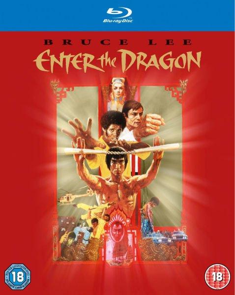 Blu-ray - Enter the Dragon (Der Mann mit der Todeskralle) ab €5,93 [@Zavvi.de]