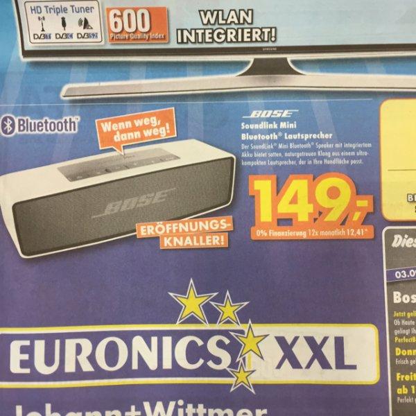 Bose Soundlink Mini 149€ [lokal] Ratingen