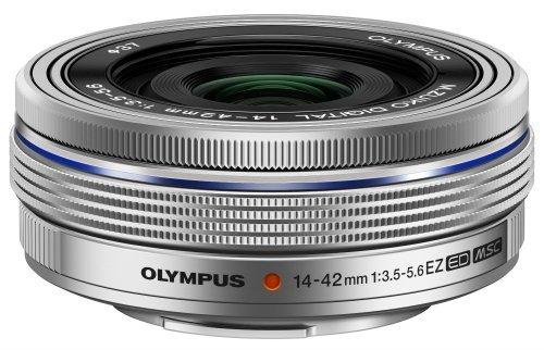 [Amazon] Olympus M.ZUIKO DIGITAL 14-42mm 1:3.5-5.6 EZ Silber