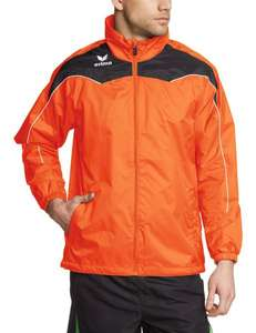 [Prime] - Erima Regenjacke Herren orange/schwarz in L/XL 15,39